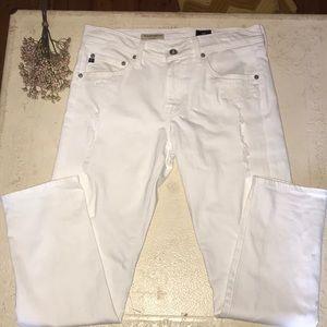AG Adriano Goldschmied the ex-boyfriend slim jeans